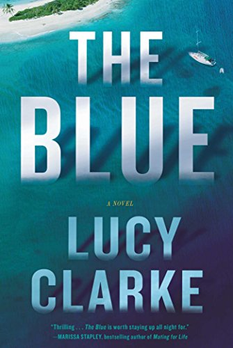9781501122484: The Blue: A Novel