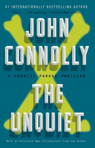 9781501122668: The Unquiet: A Charlie Parker Thriller