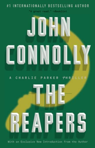 9781501122675: The Reapers: A Charlie Parker Thriller