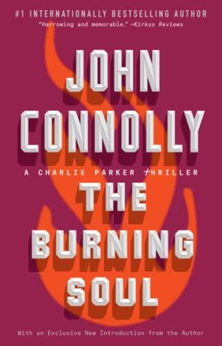 9781501122682: The Burning Soul: A Charlie Parker Thriller