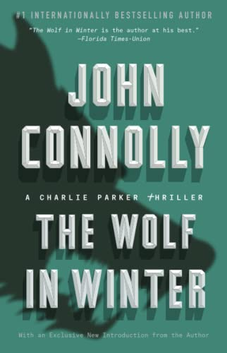 9781501122705: The Wolf in Winter: A Charlie Parker Thriller
