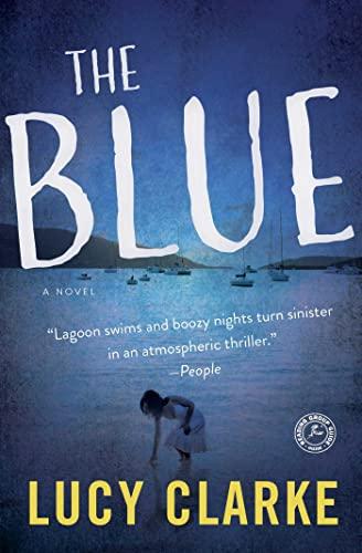 9781501123023: The Blue: A Novel