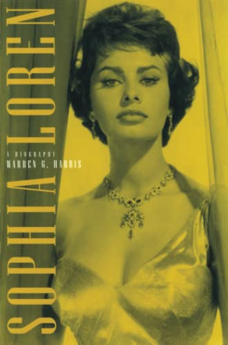 9781501123825: Sophia Loren: A biography