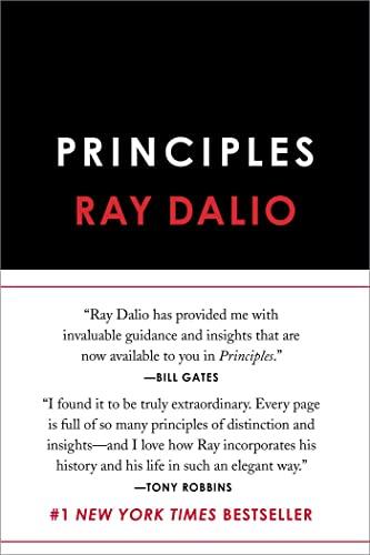 9781501124020: Principles: Life and Work
