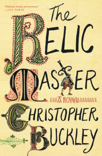 9781501125768: The Relic Master