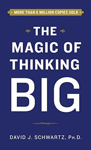 9781501126178: Magic of Thinking Big