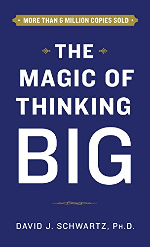 9781501126178: Magic of Thinking Big
