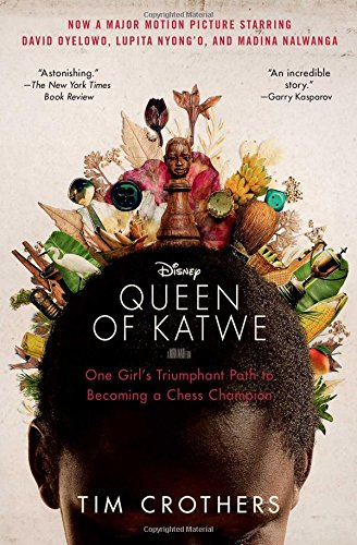 9781501127182: The Queen of Katwe: One Girl's Triumphant Path to Becoming a Chess Champion