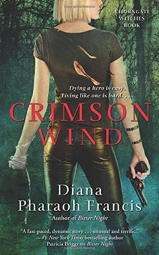 9781501127380: Crimson Wind (Horngate Witches)