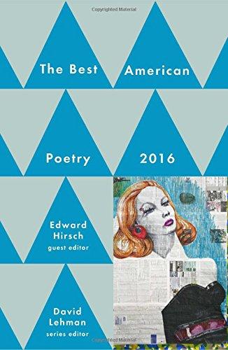 Best American Poetry 2016 (Hardcover): David Lehman
