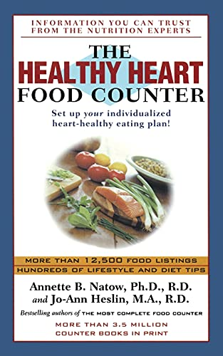 9781501127595: The Healthy Heart Food Counter