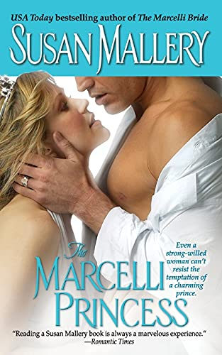 9781501128202: The Marcelli Princess (Marcelli Sisters of Pleasure Road)