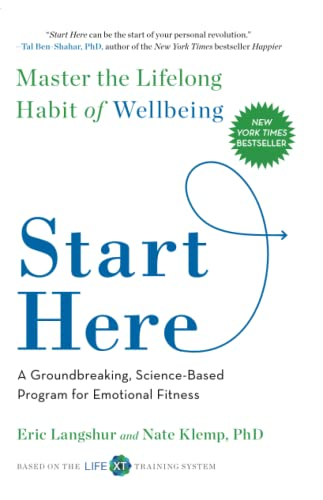 9781501129131: Start Here: Master the Lifelong Habit of Wellbeing