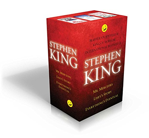 9781501129803: Stephen King Box Set: Mr. Mercedes, Everything's Eventual, Lisey's Story
