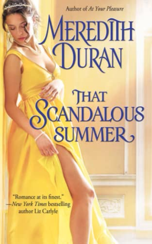 9781501130229: That Scandalous Summer (Rules for the Reckless)