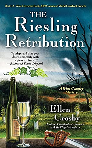 9781501130342: The Riesling Retribution: A Wine Country Mystery (Wine Country Mysteries)