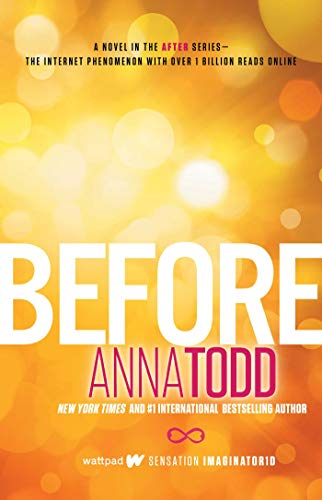 9781501130700: Before (The After Series)
