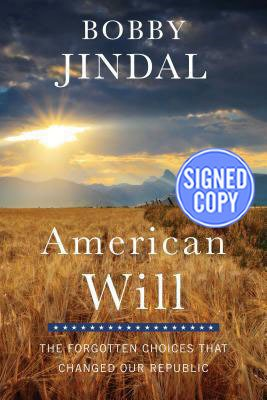 9781501133671: American Will: The Forgotten Choices That Changed Our Republic - Autographed Copy