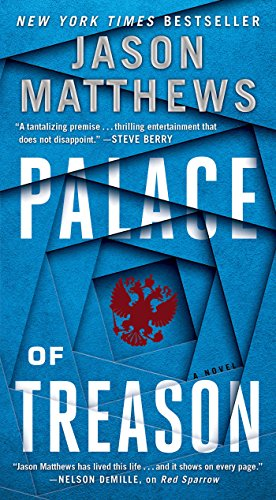 Palace of Treason: A Novel (The Red: Matthews, Jason