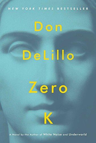 9781501135392: Zero K: A Novel