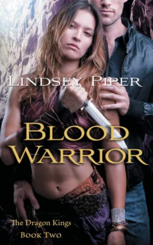 9781501137600: Blood Warrior (Dragon Kings)