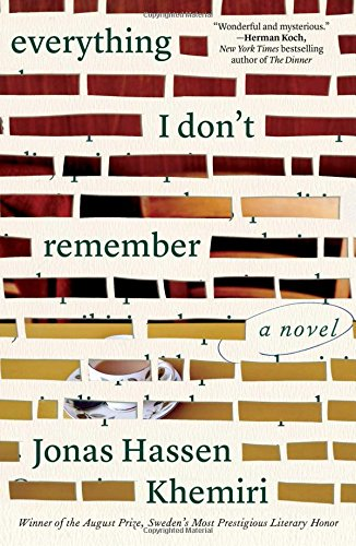 9781501138027: Everything I Don't Remember: A Novel