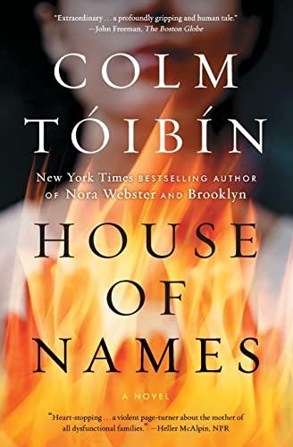 9781501140228: House of Names: A Novel