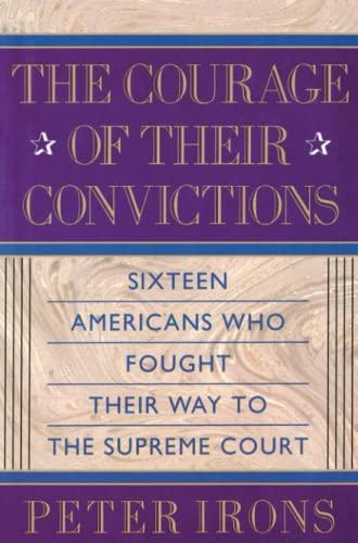 9781501140891: The Courage of Their Convictions