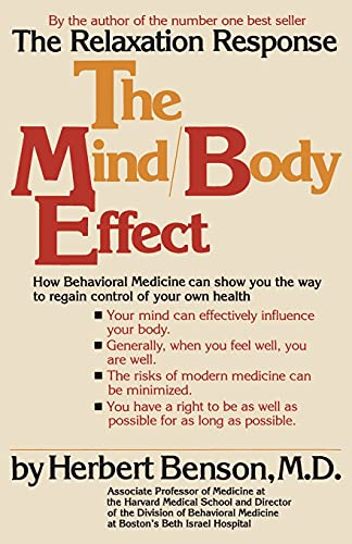 9781501140921: Mind Body Effect: How to Counteract the Harmful Effects of Stress