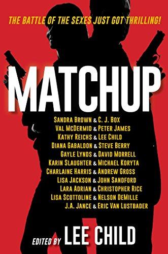 MatchUp: Lee Child, Sandra