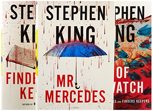 The Bill Hodges Trilogy Boxed Set: Mr. Mercedes, Finders Keepers, and End of Watch (Hardcover): ...