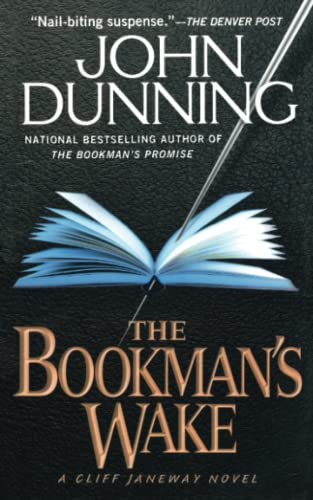 9781501142857: The Bookman's Wake (Cliff Janeway)