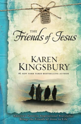 9781501143113: The Friends of Jesus (Life-Changing Bible Story Series)
