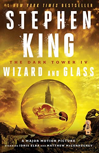 9781501143557: The Dark Tower IV, Volume 4: Wizard and Glass
