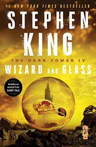 9781501143557: The Dark Tower IV: Wizard and Glass (4)