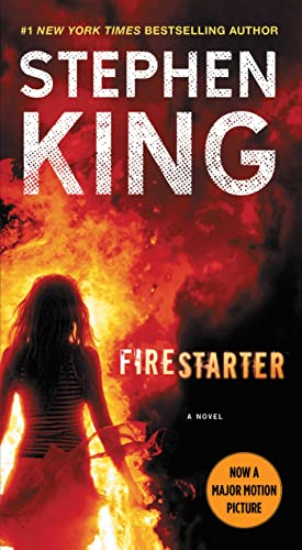 FIRESTARTER BY STEPHEN KING HC 1980