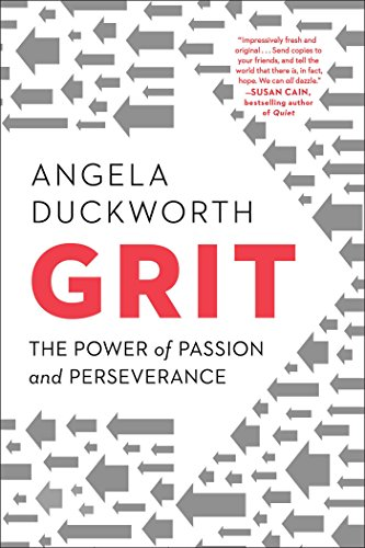 9781501144165: Grit: The Power of Passion & Perseverance