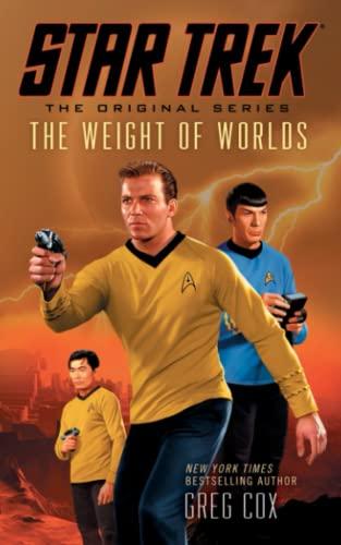 9781501146312: Star Trek: The Original Series: The Weight of Worlds