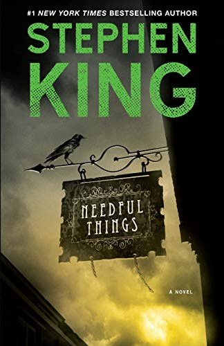 9781501147418: Needful Things