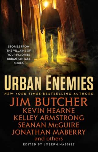 Urban Enemies (Paperback): Jim Butcher, Kevin