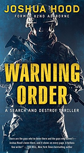 9781501161483: Warning Order (Search and Destroy Thriller)