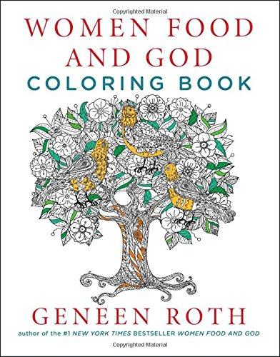9781501161919: Women Food and God Coloring Book