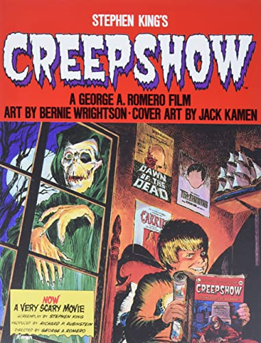 Stephen King's Creepshow (Paperback): King, Stephen/ Wrightson,