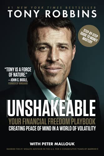 9781501164590: Unshakeable: Your Financial Freedom Playbook