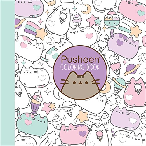 9781501164767: Pusheen Coloring Book