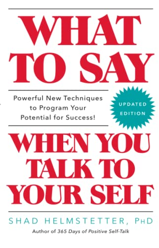 9781501171994: What to Say When You Talk to Your Self