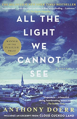9781501173219: All the Light We Cannot See: A Novel