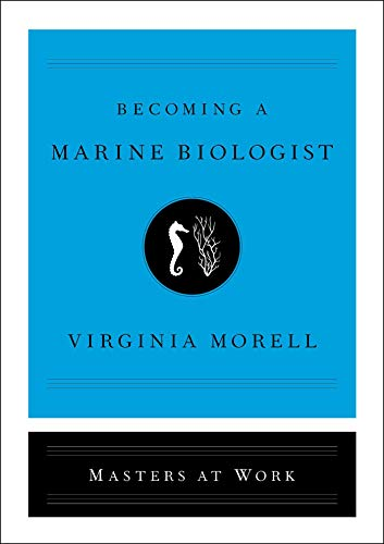 9781501181207: Becoming a Marine Biologist (Masters at Work)