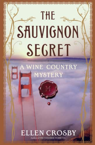 9781501188404: The Sauvignon Secret: A Wine Country Mystery (Wine Country Mysteries)