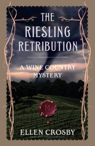 9781501188428: The Riesling Retribution: A Wine Country Mystery (Wine Country Mysteries)